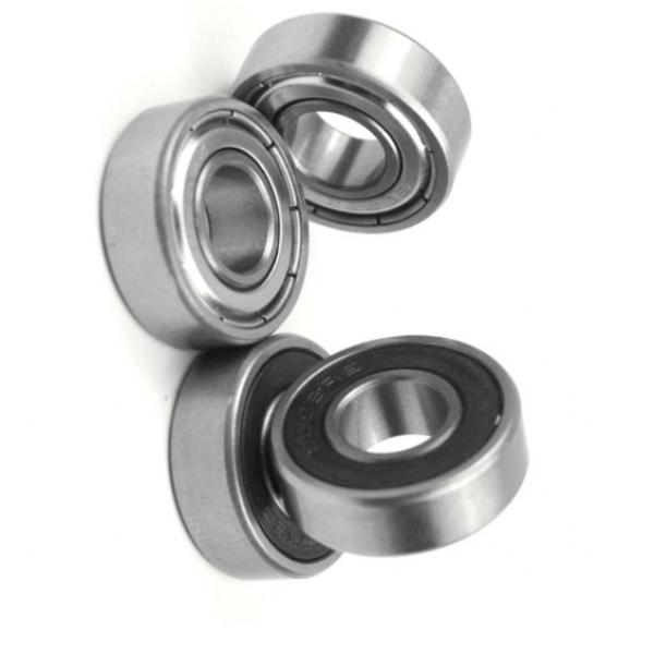 Auto Parts Single Raw Deep Groove Ball Bearing 62 Series 6200 6201 6202 6203 6204 6205 6206 6207 6208 6209 6210 Factory with ISO9001 and Ts16 6201 Zz RS Open #1 image